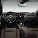 BMW X3: Tablero de abordo