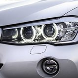 BMW X3: Faro delantero