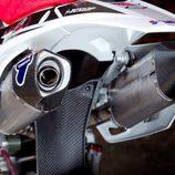 Honda MXGP 2014 escapes