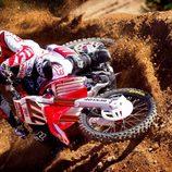 Honda MXGP 2014 Evgeny Bobryshev