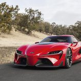 Toyota FT1 concept 005