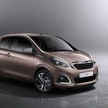 Peugeot 108: Frontal