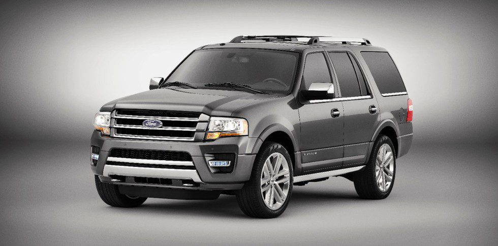 Ford Expedition 2015, Full-size SUV - 001