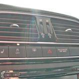Volkswagen Polo GTI:Aireadores centrales