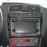 Volkswagen Polo GTI: Consola central