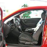 Volkswagen Polo GTI: Detalle lado conductor