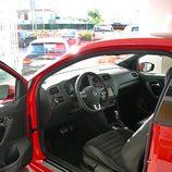 Volkswagen Polo GTI: Acceso lado conductor
