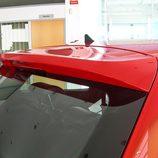 Volkswagen Polo GTI: Alerón