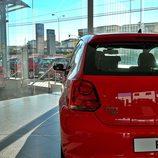 Volkswagen Polo GTI: Esquina trasera