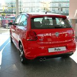 Volkswagen Polo GTI: 3/4 trasera izquierda