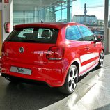 Volkswagen Polo GTI: 3/4 trasera derecha
