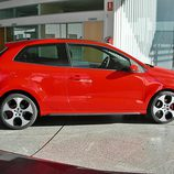 Volkswagen Polo GTI: Lateral