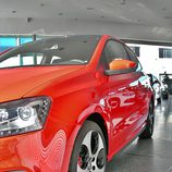 Volkswagen Polo GTI: Detalle lateral