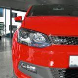 Volkswagen Polo GTI:Esquina delantera