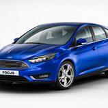 Ford Focus 2015 compacto tres cuartos delantero