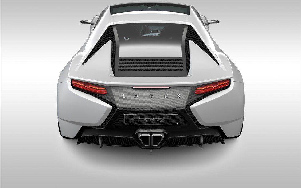 Lotus Esprit Concept 2010 - 001