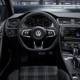 Volkswagen Golf GTE: Mandos del conductor