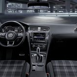 Volkswagen Golf GTE: Interior