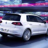 Volkswagen Golf GTE: 3/4 trasera derecha