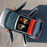 Citroën C1: Al aire libre