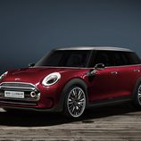 Mini Clubman Concept:  Frontal