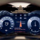 Cuadro de mandos del Volvo Concept Estate