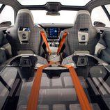 Maletero del Volvo Concept Estate