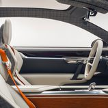 Puesto de mando del Volvo Concept Estate