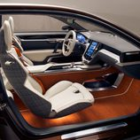 Habitáculo del Volvo Concept Estate 2014