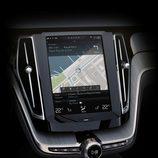 Sistema GPS del Volvo Concept Estate
