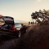 Volvo Concept Estate 2014 porton abierto