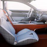 Volvo Concept Estate, puesto de conducción