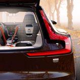 Detalle del piloto trasero del Volvo Concept Estate 2014