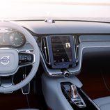 Salpicadero del Volvo Concept Estate 2014