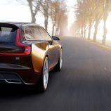 Volvo Concept Estate 2014 detalle lateral