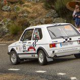 Esteban Asenjo - Diego Palacios - Rally España Históricos