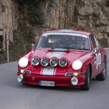 Juán Carlos Zorrilla - Concha Velázquez - Rally España Históricos