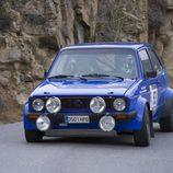 José Pujol - Carlos Fernández - Rally España Históricos
