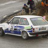Alberto Fraga - Miguel López - Rally España Históricos