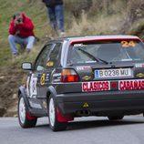 Venancio González - José Luís Esteban - Rally España Históricos