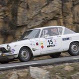 Antonio Parsi - Giuseppe D'Angelo - Rally España Históricos