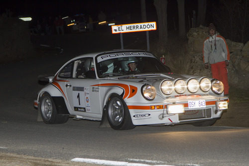 Mats Myrsell - Esko Juntilla - Rally España Históricos