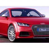 Mirada agresiva en el futuro Audi TT 2015