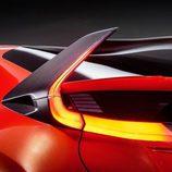 Honda Civic Type-R Concept detalle del alerón trasero