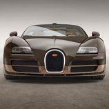 Frontal del Bugatti Veyron Rembrandt Bugatti