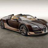 Nuevo Bugatti Veyron Rembrandt Bugatti