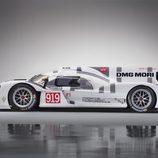 Vista lateral Porsche 919 Hybrid