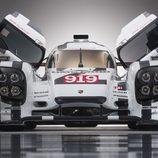 El Porsche 919 Hybrid despliega sus alas