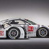 Morros del 911 GT3 y del 919 Hybrid