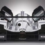 Detalle del difusor del Porsche 919 Hybrid